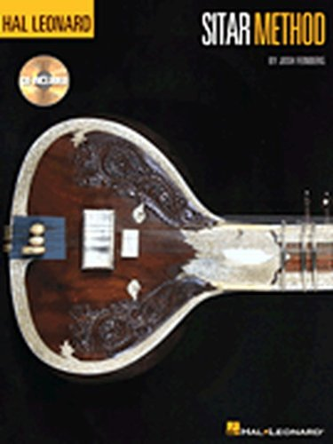 Hal Leonard Sitar Method - Partitions, CD