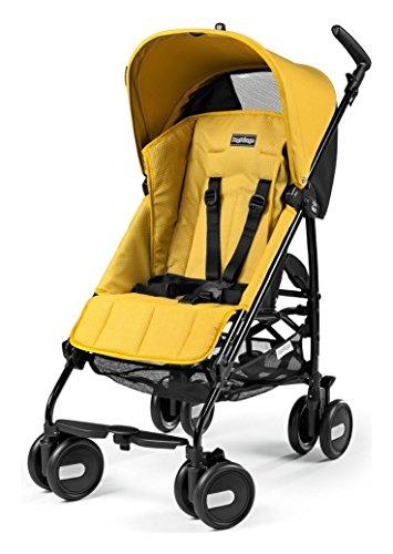 Passeggino quattro ruote Peg Perego Pliko mini Yellow