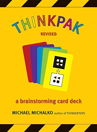 Thinkpak: A Brainstorming Card Deck por Michael Michalko