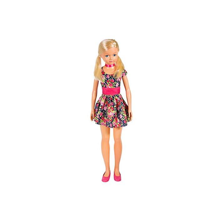 51aZm5lGP5L Muñeca María de CB Toys Materiales: plástico duro y tela Medidas: 105 cm