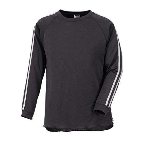 teXXor Funktionshemd Marstrand Thermohemd Arbeitsshirt, S, grau, 8510