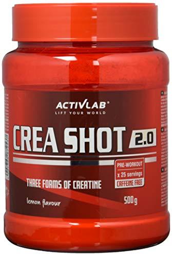 Activlab Crea Shot 2.0, Grapefruit, 500 g -