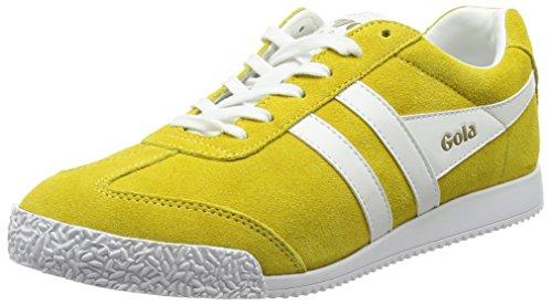 GolaHarrier - Zapatillas mujer, color amarillo, talla 39 (talla fabricante: 6 UK)