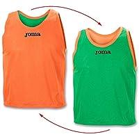 Joma Peto Reversible Joma Verde-Naranja Talla T 14