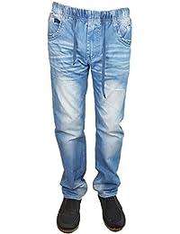 3bb902e2cb156 Suchergebnis auf Amazon.de für: jeans mit gummizug herren: Bekleidung