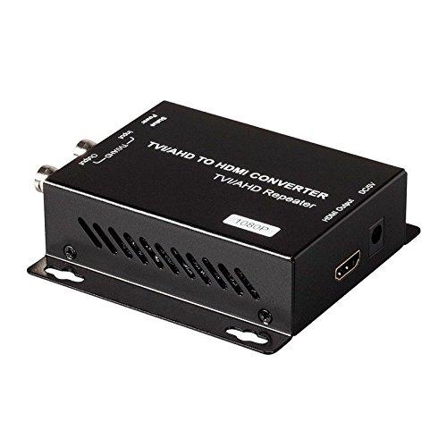 TVI / AHD zu HDMI Konverter / Repeater 1080p Für CCTV Hikvision, Samsung etc. (Samsung Hdmi-konverter)