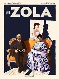 Les Zola  par Méliane Marcaggi