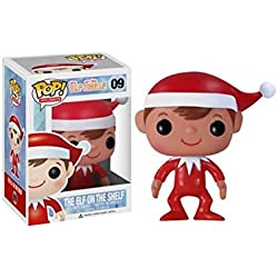 Funko - Figurine - Pop Holidays - The Elf on the Shelf 10cm - 0830395030326