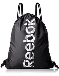 Reebok SE Gymsack Bag Gymbeutel AB1132 Schwarz ca. 44 x 36 cm
