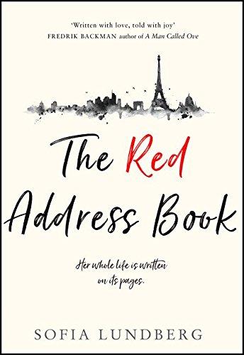 The Red Address Book por Sofia Lundberg