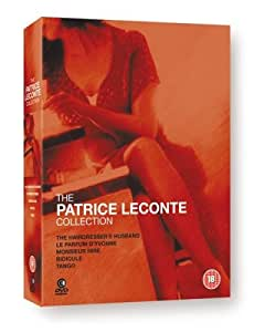 The Patrice Leconte Collection: Hairdresser's Husband, Ridicule, Monsieur Hire, Le Parfum D'Yvonne, Tango [DVD]
