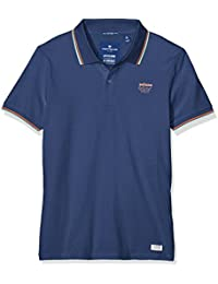 TOM TAILOR Kids Jungen Poloshirt Summer Polo with Tipping