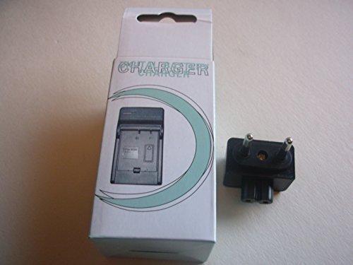 Akku-Ladegerät für Kodak Easyshare DX6490 DX7440 DX7590 DX7630 LS420 (Dock) LS443 LS633 Digital Foto Kamera, Camcorder 2er Set (1 X Ladegerät + 1 X UK AC Stecker) Dx7590 Digital Camera