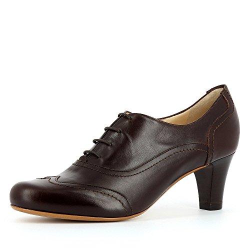 Evita ShoesGIUSY - Scarpe col tacco Donna Marrone (Marrone scuro)