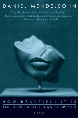 How Beautiful It Is And How Easily It Can Be Broken: Essays by Daniel Mendelsohn (2009-08-11)