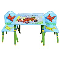 Liberty House Toys Transport Table and Chair Set
