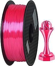 GEEETECH PLA filament 1.75mm Silk, Imprimante 3D Filament PLA 1kg Bobine …