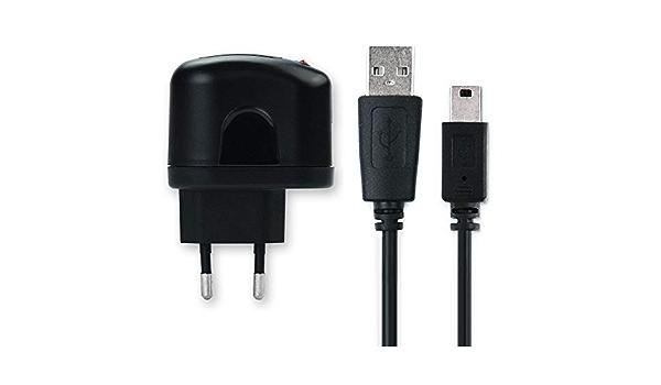 Subtel Ladegerät Usb Kabel 1m Kompatibel Mit Elektronik