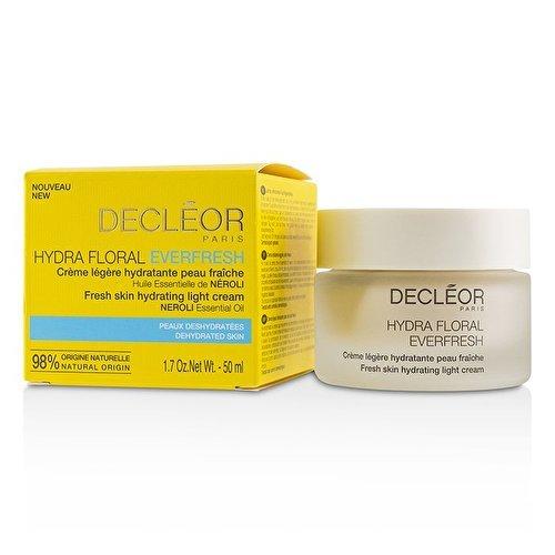Decleór Hydra Floral Everfresh Crème Légére Hydratante 50 ml Gesichtscreme für mehr Schutz &...