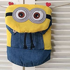 Hot Dawgs Hunde Minion Despicable Me Kostüm Fancy Dress Outfit (10) (Minion Kostüm Hund)