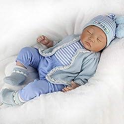 Oddity 55cm Muñecas Bebé Reborn Baby Dolls Simulación Muñecas Hechas a Mano Muñecas Niñas Vinilo Suave Silicona Fashion Muñeco Para Dormir Bebe