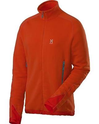 Haglöfs Herren Stretch Fleece Jacke Bungy II Jacket Men S15 von Haglöfs auf Outdoor Shop