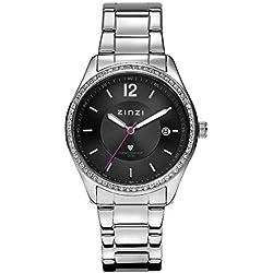 Zinzi Silver horloge ZIW304