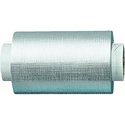 Fripac-Medis Super Plus - Papel de aluminio para pelo (12 cm x 100 m), color plateado
