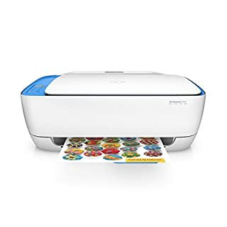 HP DeskJet 3639 Multifunktionsdrucker (Instant Ink, Drucker, Scanner, Kopierer, WLAN, Airprint)