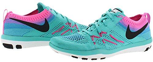 Libere Donne Nike Trasformare Di Flyknit Nero Colore Giada Rosa Da Delle Iper Scoppio Scarpe Ginnastica qwEfwCnZ