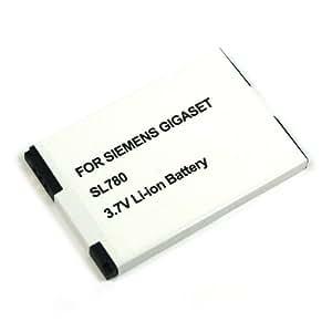 Batterie pour Siemens Gigaset SL78H / SL780 / SL785 / SL788 Li-Ion