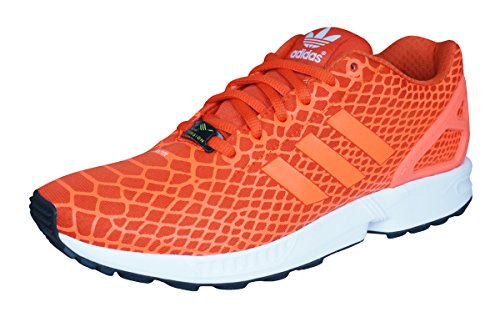 Adidas Zx Flux Techfit Scarpe sportive, Uomo Orange