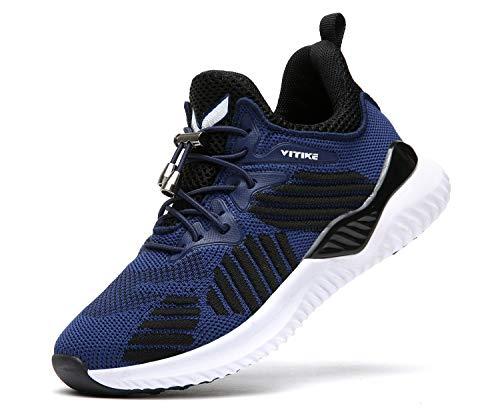 Chaussures de Course Femme Fitness Baskets Mode Fille...