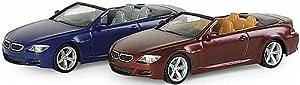 Herpa 023658 BMW M6 Convertible TM