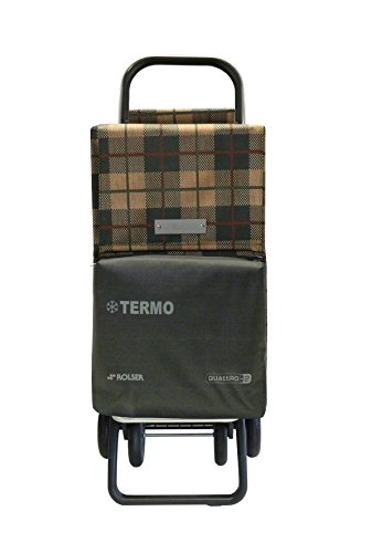 Rolser TER025 - Carro termo, color negro
