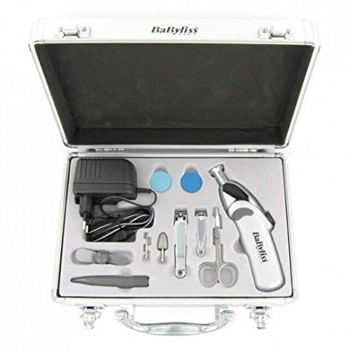 BaByliss 8480E Cofanetto con Accessori Professionali per Manicure e Pedicure