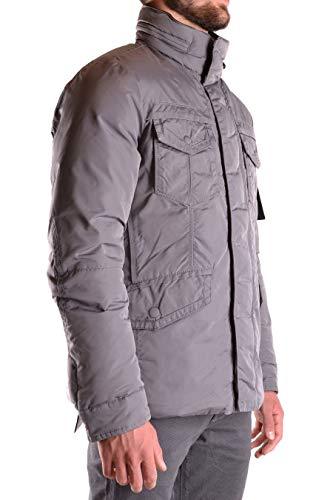 Peuterey Giacca Outerwear Uomo Stripesoxf707 Poliammide Grigio