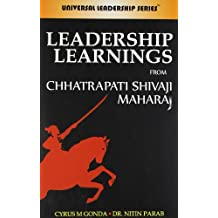 Leadership Learnings from Chhatrapati Shivaji Maharaj price comparison at Flipkart, Amazon, Crossword, Uread, Bookadda, Landmark, Homeshop18