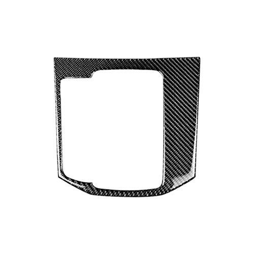 Innenverkleidung Carbon Fiber Schaltknauf Control Panel Deckel Aufkleber Ersatz für Mazda CX CX5 5 CX5 2017-2018 fgyhty -