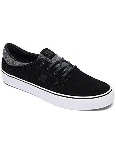 DC Shoes Trase le - Chaussures Pour Homme ADYS300391 Noir - Black/Armor/Black