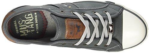 Mustang 1209-301, Sneakers Basses femme Bleu (873 blau-grau)
