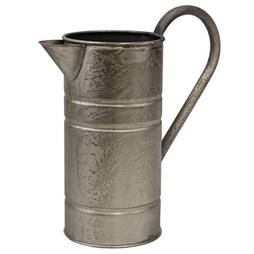 Wintergarten, antik mit Stiel Silber (Antike Kaffee-spender)