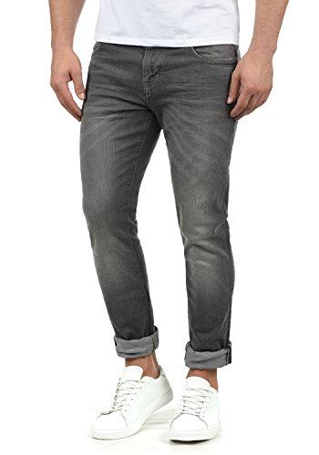 Indicode Aldersgate - Jeans da Uomo, Taglia:W36/34, Colore:Light Grey (901)