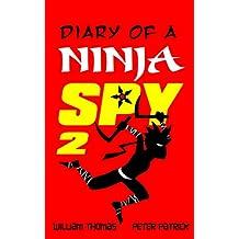 Diary of a Ninja Spy 2: The Shadow Returns (Diary of a Sixth Grade Ninja Spy)