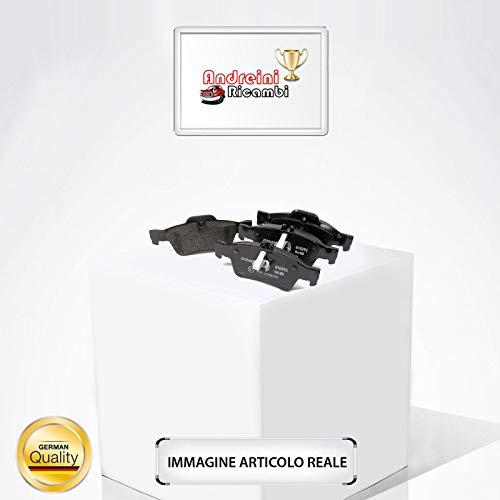 KIT 4 PASTIGLIE FRENO ANTERIORI C-MAX 1.8 122CV DAL 2008 302338