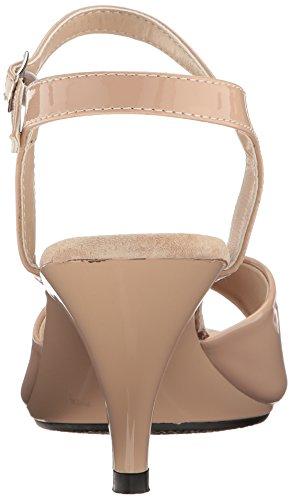 Fabulicious Damen Belle-309 Offene Sandalen Nude Pat/Nude