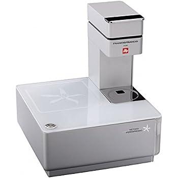 Illy 949833 Máquina de café en cápsulas, 0.7 litros, Aluminio ...