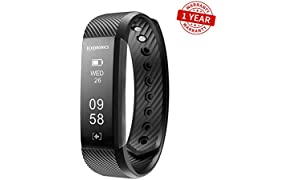 Echo Dash HR Fitness Band & Smart Watch - Fitness Tracker Bands with Heart Rate for Men & Women | Echoronics by MEVO