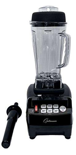Optimum 9200A (2.Gen) 2 Liter Hochleistungsmixer, 2611 Watt, 3PS, 6 Klingen