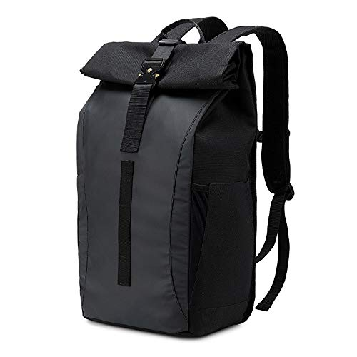 ETH Rucksack Herrentrend Outdoor-Sport und Freizeit Großraum-Reisetasche Flut Marke Mode-Funktion Rucksack dauerhaft